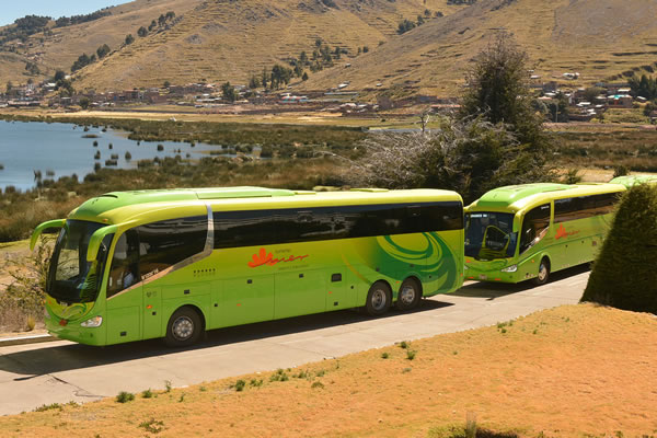 Bus Cusco – Puno: Tour Ruta del Sol
