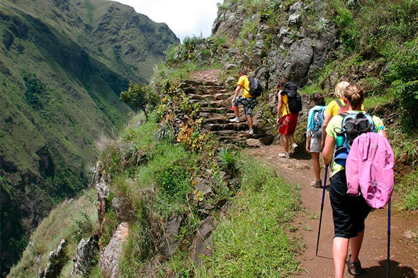 Tour Camino Inca Jungle: 4Días