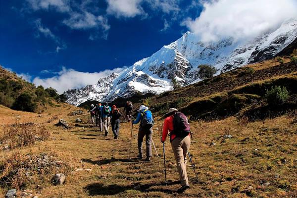 Tour Camino Inca Salkantay: 5Días