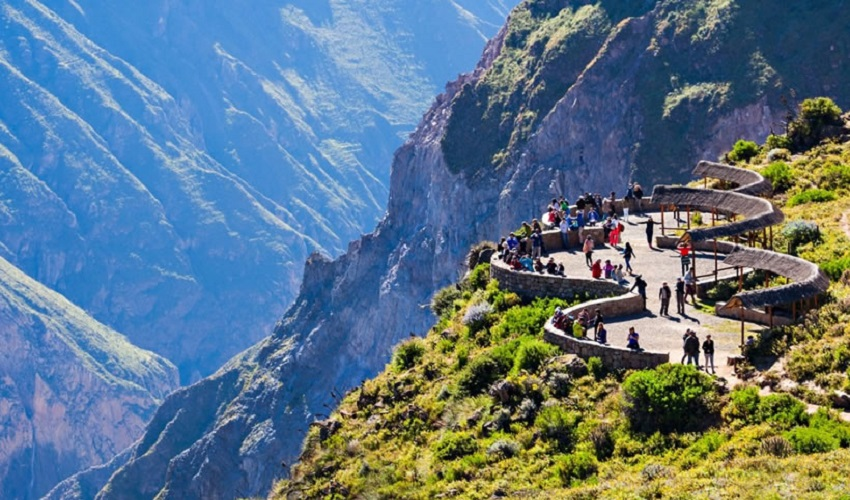 Machupicchu Titicaca Colca 09 Days