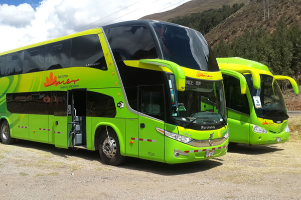 Bus Cusco – Puno