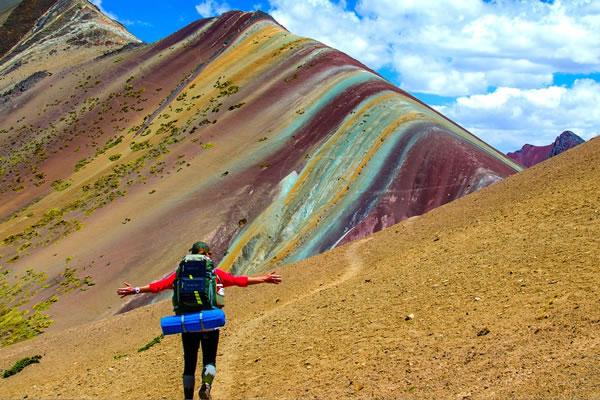 Tour a Montaña de Colores: 1Día