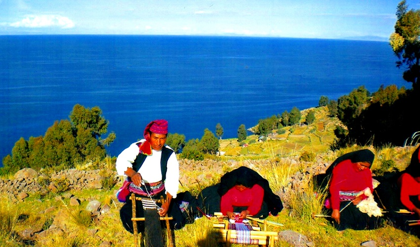 Titicaca from Cusco 03 Days
